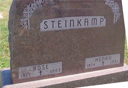 STEINKAMP, HENRY & ROSE - Carroll County, Iowa | HENRY & ROSE STEINKAMP