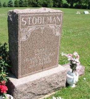 STOOLMAN, CORAL - Carroll County, Iowa | CORAL STOOLMAN
