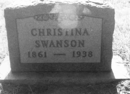 SWANSON, CHRISTINA - Carroll County, Iowa | CHRISTINA SWANSON