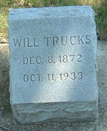TRUCKS, WILL - Carroll County, Iowa | WILL TRUCKS