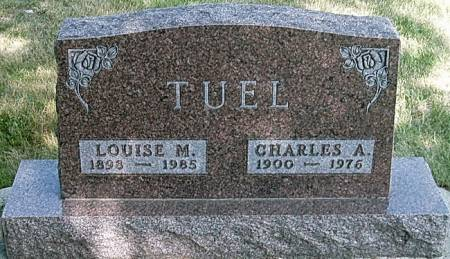 TUEL, LOUISE M. - Carroll County, Iowa | LOUISE M. TUEL
