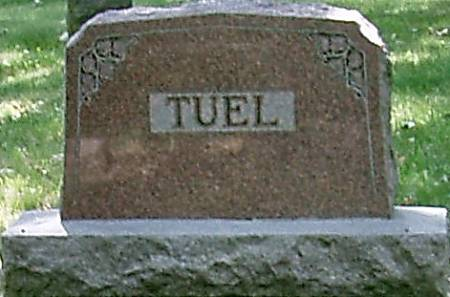TUEL, FAMILY - Carroll County, Iowa | FAMILY TUEL