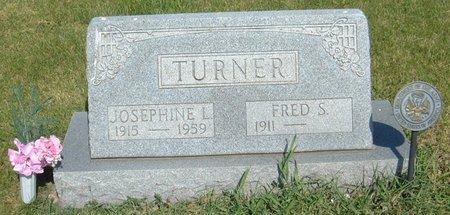 TURNER, JOSEPHINE L. - Carroll County, Iowa   JOSEPHINE L. TURNER