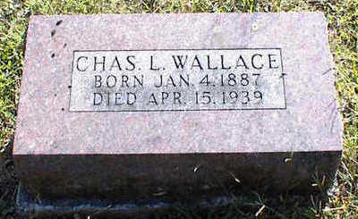 WALLACE, CHAS. L. - Carroll County, Iowa | CHAS. L. WALLACE