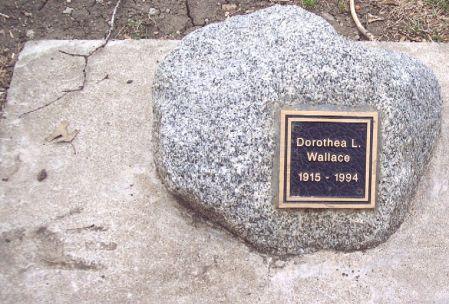 DEXHEIMER WALLACE, DOROTHEA LEE - Carroll County, Iowa | DOROTHEA LEE DEXHEIMER WALLACE