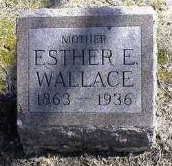 WALLACE, ESTHER - Carroll County, Iowa | ESTHER WALLACE