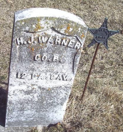 WARNER, H J - Carroll County, Iowa | H J WARNER