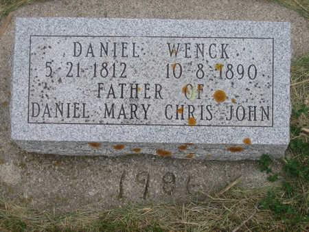 WENCK, DANIEL - Carroll County, Iowa | DANIEL WENCK