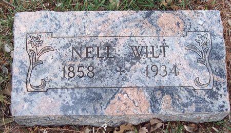 WILT, NELL - Carroll County, Iowa   NELL WILT