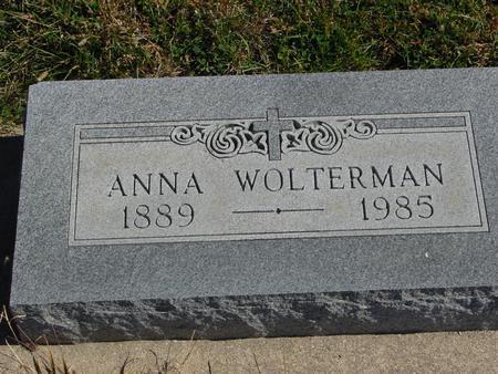 WOLTERMAN, ANNA - Carroll County, Iowa | ANNA WOLTERMAN