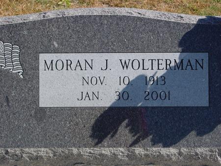 WOLTERMAN, MORAN J. - Carroll County, Iowa   MORAN J. WOLTERMAN