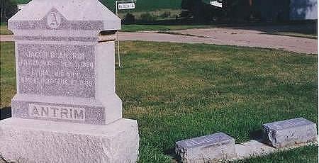 ANTRIM, JACOB G. - Cass County, Iowa | JACOB G. ANTRIM