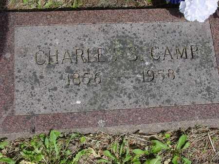 CAMP, CHARLES - Cass County, Iowa   CHARLES CAMP