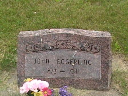 EGGERLING, JOHN - Cass County, Iowa | JOHN EGGERLING