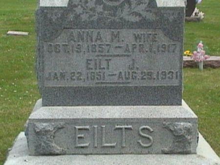 EILTS, EILT J. - Cass County, Iowa | EILT J. EILTS