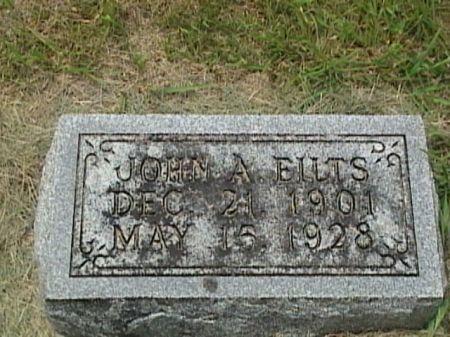 EILTS, JOHN A. - Cass County, Iowa | JOHN A. EILTS