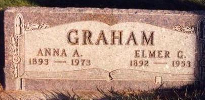 GRAHAM, ANNA  A. - Cass County, Iowa | ANNA  A. GRAHAM