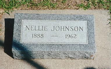 JOHNSON, NELLIE - Cass County, Iowa | NELLIE JOHNSON