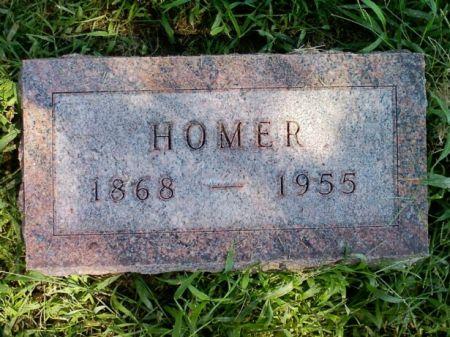 KIRKHAM, HOMER - Cass County, Iowa | HOMER KIRKHAM