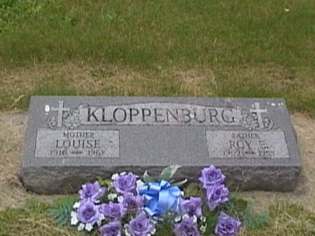 KLOPPENBURG, ROY ELMER - Cass County, Iowa | ROY ELMER KLOPPENBURG