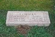 LOWMAN, EMORY - Cass County, Iowa | EMORY LOWMAN