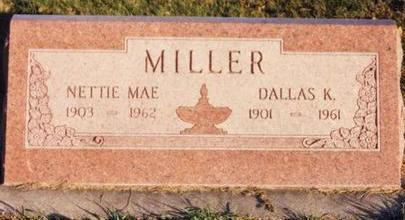 MILLER, DALLAS K. - Cass County, Iowa | DALLAS K. MILLER
