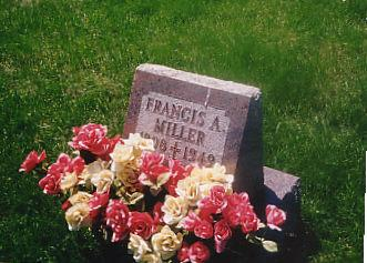 MILLER, FRANCIS - Cass County, Iowa | FRANCIS MILLER