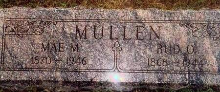 MULLEN, MABLE MAE - Cass County, Iowa | MABLE MAE MULLEN