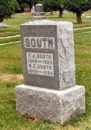 HUANCE SOUTH, NANCY - Cass County, Iowa | NANCY HUANCE SOUTH