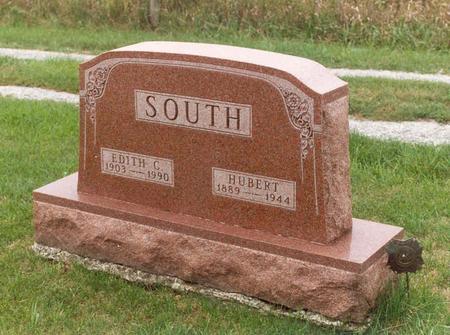 SOUTH, HUBERT - Cass County, Iowa | HUBERT SOUTH