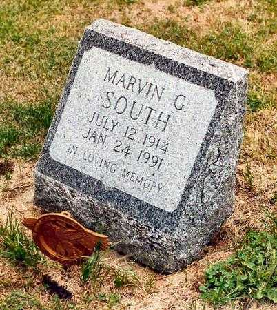 SOUTH, MARVIN - Cass County, Iowa | MARVIN SOUTH