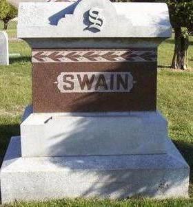 SWAIN, FAMILY - Cass County, Iowa | FAMILY SWAIN