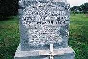TEFFT, ELISHA - Cass County, Iowa | ELISHA TEFFT