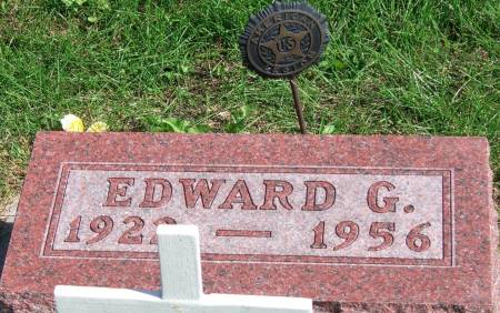 WEAVER, EDWARD G. - Cass County, Iowa | EDWARD G. WEAVER