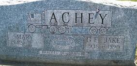 ACHEY, GERALD F.