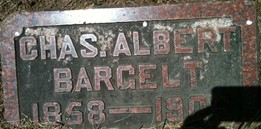 BARGELT, CHARLES ALBERT - Cedar County, Iowa | CHARLES ALBERT BARGELT
