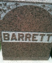 BARRETT, FAMILY MONUMENT - Cedar County, Iowa | FAMILY MONUMENT BARRETT