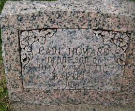 BARTELS, CARL HOWARD - Cedar County, Iowa | CARL HOWARD BARTELS