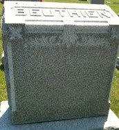 BEUTHIEN, FAMILY MONUMENT - Cedar County, Iowa | FAMILY MONUMENT BEUTHIEN