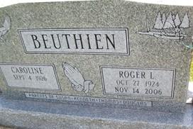 BEUTHIEN, ROGER LOUIS - Cedar County, Iowa | ROGER LOUIS BEUTHIEN
