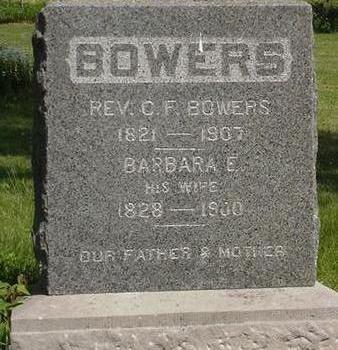 BOWERS, BARBARA - Cedar County, Iowa | BARBARA BOWERS
