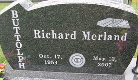 BUTTOLPH, RICHARD MERLAND - Cedar County, Iowa | RICHARD MERLAND BUTTOLPH