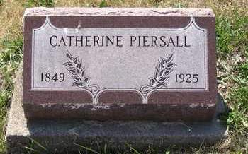 PIERSALL, CATHERINE - Cedar County, Iowa | CATHERINE PIERSALL