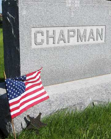 CHAPMAN, FAMILY MONUMENT - Cedar County, Iowa | FAMILY MONUMENT CHAPMAN