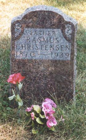 CHRISTENSEN, RASMUS - Cedar County, Iowa | RASMUS CHRISTENSEN