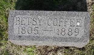 COFFEE, BETSY - Cedar County, Iowa | BETSY COFFEE