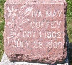 COFFEY, IVA MAY - Cedar County, Iowa | IVA MAY COFFEY