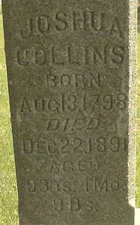 COLLINS, JOSHUA - Cedar County, Iowa | JOSHUA COLLINS