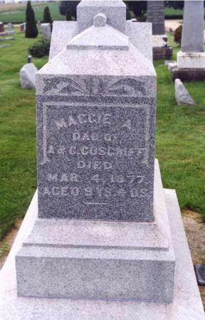 COSGRIFF, MAGGIE - Cedar County, Iowa | MAGGIE COSGRIFF