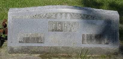 CREW, BERTHA - Cedar County, Iowa | BERTHA CREW